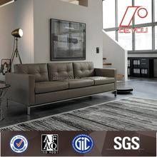 Furniture Leather Sofa Set, Sofa Design, Modern Living Room Sofa SF-502