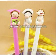 2013polymer clay ball pen