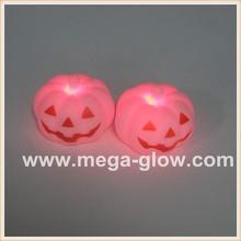 Halloween gifts light up flashing LED Halloween pumpkin light