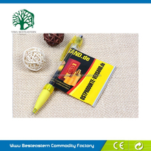 Plastic Banner Flag Pen, Photo Pen, Gifts Printed Banner Pens