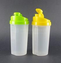 Vuoto proteina shaker bottiglia/plastica saliera/shaker personalizzati bottiglie