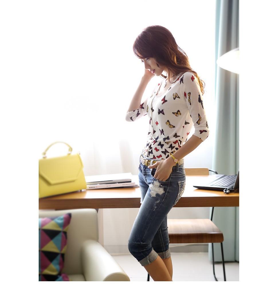 Женский кардиган Shanghai & /Slim GWF-6546