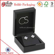 Elegant Luxury Earrings Packaging Box Manufacturer In China