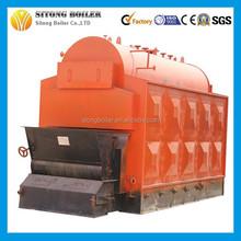DZL coal fired BOILER,steam boiler for food industry