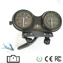 Universal digital speedometer EURO II with Gear Indicator OEM digital gauges motorcycles FOR YAMAHA YBR125