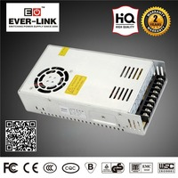 Power Supply DC CE RoHS approved Single Output hrp-300 pfc power supply