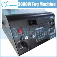 3000w Dmx Powerful Stage Smoke/fog Machine 3000w For Stage Light /stage Effects Smoke Machines