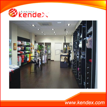 retail garment shop interior design store fixture and display