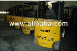 100 Unit Second Hand Hyster, Yale Forklifts
