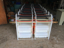 Quadruple Plating Barrel.Electroplating Equipment for Hardware Fitting
