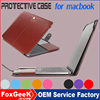 "Latest High Quality PU Leather Laptop Sleeve Bag Case Cover For Apple Macbook Pro 13"" A1278 PU Leather Laptop Bag For macbook"