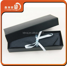 new custom and fashion design printed gift packing paper box