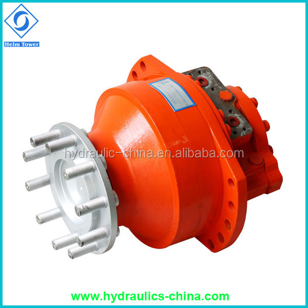 Ms18 low speed high torque hydraulic motor for High speed hydraulic motors