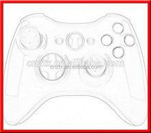 Wholesale name brand game controller, double vibration game controller, joystick for xbox 360