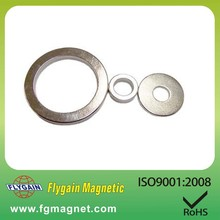 ring shaped rare earth magnets