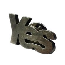 Exclusivos personalizados de metal que hace afirmativa escocia pins broche de arte( envío gratis)