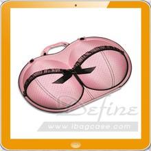 Popular travel storage bra bag case underwear case
