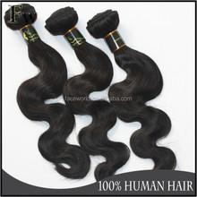 Faceworld hair top quality 100% virgin peruvian hair weft