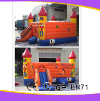 Inflatable Castle/air bouncer inflatable trampoline/inflatable jumper for kids play