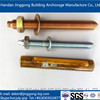 chemical anchor / chemical anchor bolt / concrete fixings