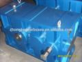 La caja de engranajes reductor para extrusora de un solo eje/extrusora de plástico caja de cambios