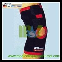 Medical adjustable knee support MSLKB04W knee brace knee pads