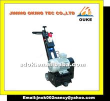 New design diesel engine concrete floor surface finishing machine,automatic granite polishing machine,floor scarifying machine
