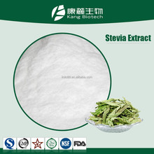 GMP Factory Organic Stevia Leaf Extract Powder 98% RA stevioside Low price stevia rebaudiana
