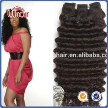 indian human hair/ free shipping virgin 100% unprocess indian human hair remy 7a 100 percent indian remy human hair