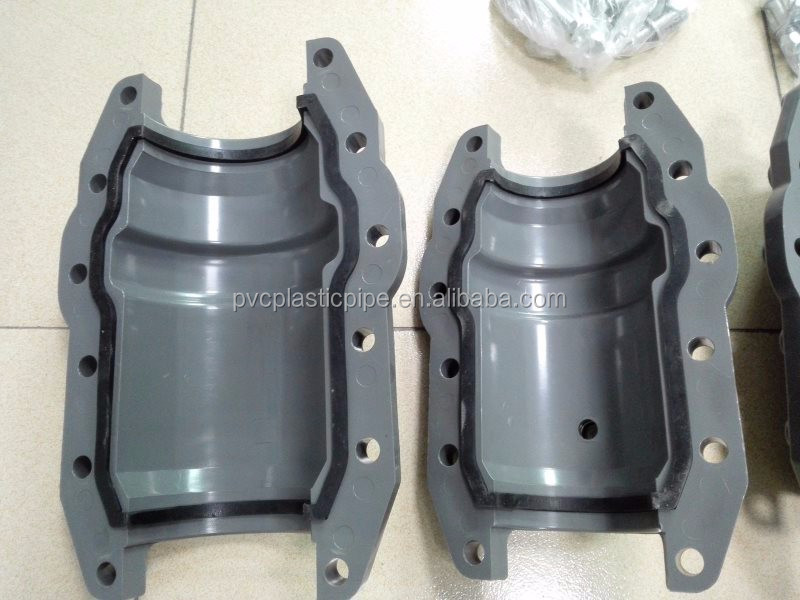 Pvc pipe connection saddle clamp buy