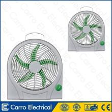 "Good quality 12volt 10"" electric battery mini fan mini plastic fan blade"