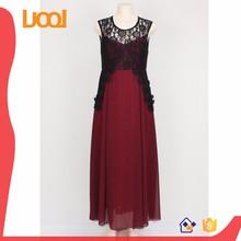 sleeveless chiffon dresses city girl clothing for women