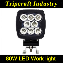 2015 hot sale 80w led work light led offroad lamp cr ee led driving light used motorcycles sale