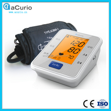 hospital blood pressure monitor watch medical free digital upper arm meter wrist, automatic blood pressure monitor