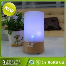 Aqua blue toilet bowl cleaner glass air freshener