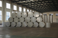 Spunbond polyester mat for bitumen products (manufacturer)