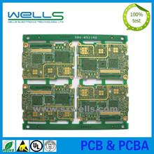 Printed circuit board for main controller