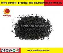 Waste tire recycling rubber powder plant