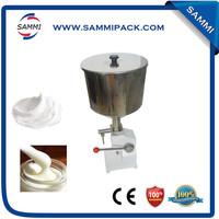 A03 High quality Manual Filling Machine (5-50ml),sauce,cosmetic,cream butter filling machine