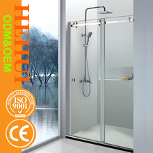 SF007 square abs shower enclosure walk in and 8mm glass small 2 sided shower enclosure