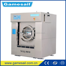 Laundry 15KG-300KG Electric Steam Heating industrial washing machine prices