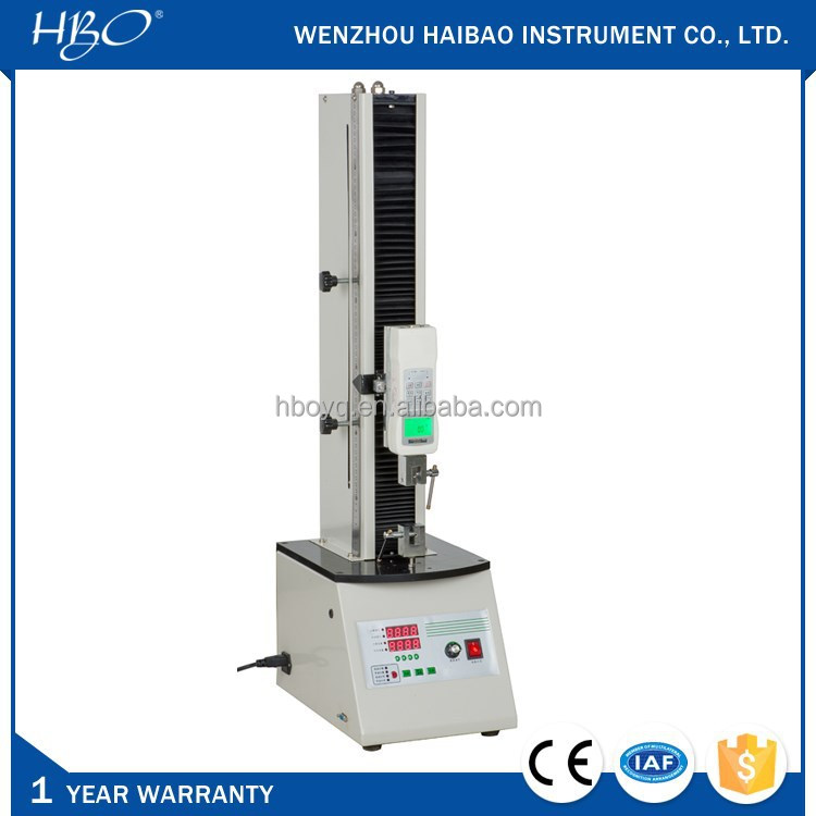 Electronic Product Testing Instruments : Hbo breand new vertical electronic test equipment for push