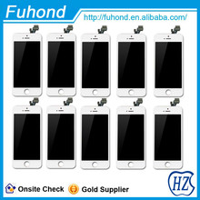 Factory directly replacement parts screen for iphone 5 for Iphone 5 5G lcd With touch