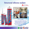clear structural silicone sealant/ glass glue glass silicone sealant/all purpose silicone sealant