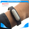 Bluetooth Connect With Mobile Phone Silicon Bracelet Watch Smart Watch