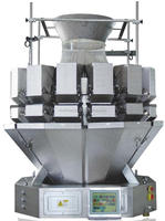 5 L Hopper volume Salad Weigher Automatic Food Package machine
