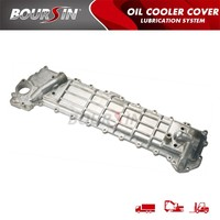 oil cooler cover for ISUZUS 6HE1 /8-94397-458/8-94397-546(1-1004)