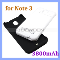 For Samsung Galaxy Note 3 External Battery Case Charger 3800mAh