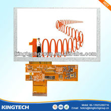 5.0 inch replacement lcd screen gps