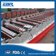 Reasonable Designed Corrugated Steel Plate Roll Forming Machine